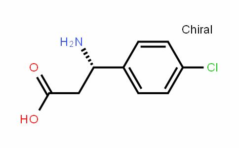 (S)-3-Amino-3-(4-chloro-phenyl)-propionic acid