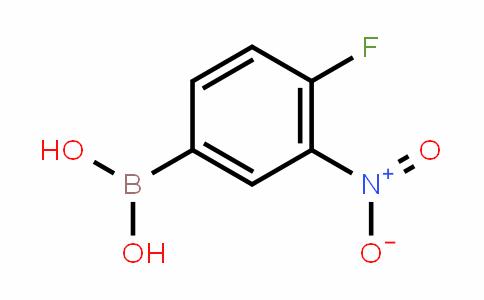 4-fluoro-3-nitrophenylboronic acid