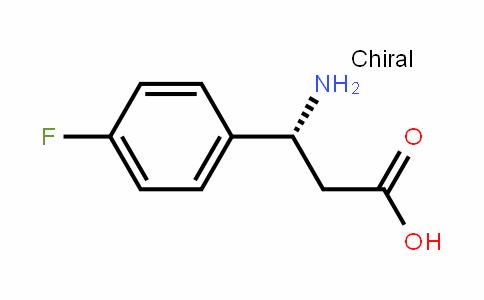 (R)-3-(p-fluorophenyl)-beta-alanine