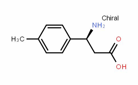 (S)-3-(p-methylphenyl)-beta-alanine