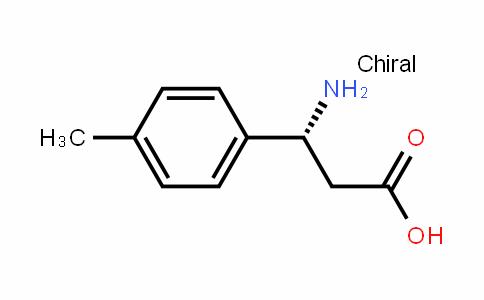 (R)-3-(p-methylphenyl)-beta-alanine