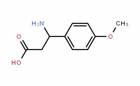 3-氨基-3-(4-甲氧基苯基)丙酸