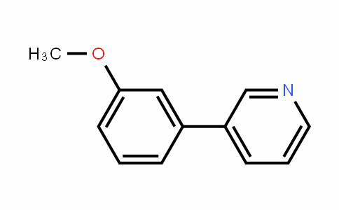 3-(3-Methoxy-phenyl)-pyridine