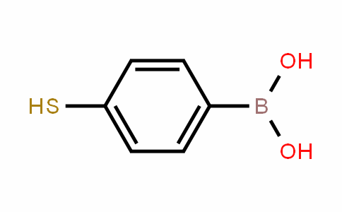 4-mercaptophenylboronic acid