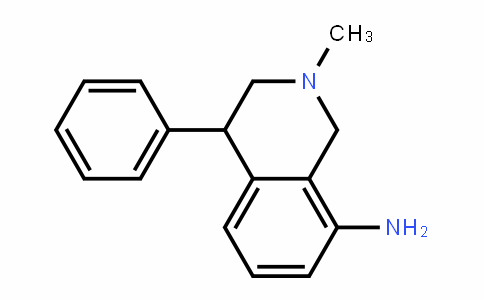 2-Methyl-4-phenyl-1,2,3,4-tetrahydroisoquinolin-8-amine