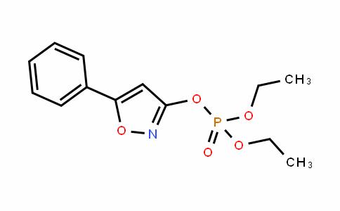 磷酸二乙酯 5-苯基异恶唑-3-基酯