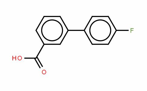3-Biphenyl-4'-fluoro-carboxylic acid