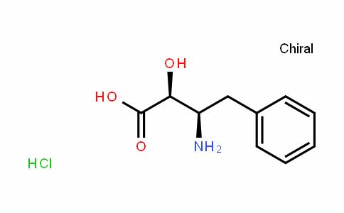 (2S,3R)-3-amino-2-hydroxy-4-phenylbutanoic acid hydrochloride