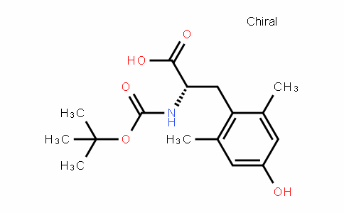 (S)-2-(tert-butoxycarbonylamino)-3-(4-hydroxy-2,6-dimethylphenyl)propanoic acid