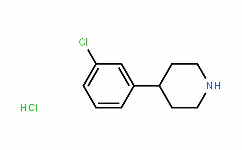4-(3-氯苯基)哌啶盐酸盐