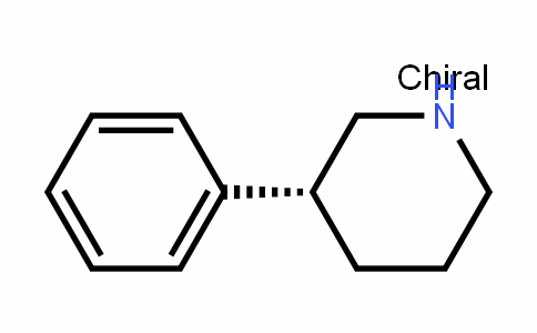 (3R)-3-苯基哌啶