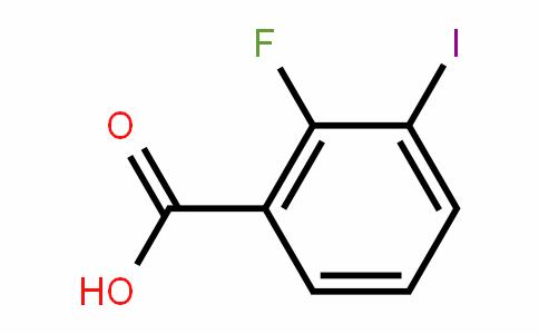 2-氟-3-碘苯甲酸