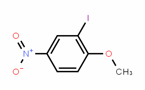 2-碘-4-硝基苯甲醚