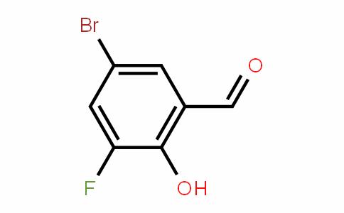 5-溴-3-氟-2-羟基苯甲醛