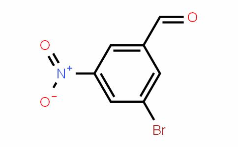 3-溴-5-硝基苯甲醛