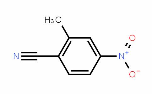 2-甲基-4-硝基苯甲腈