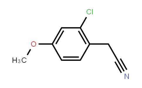 2-氯-4-甲氧基苯基乙腈