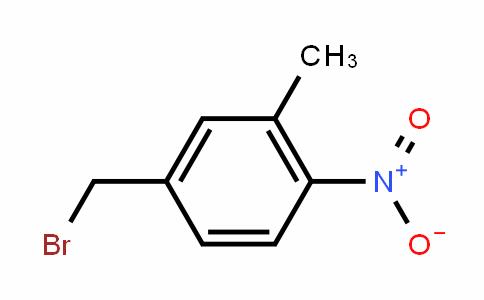 3-Methyl-4-nitrobenzyl bromide