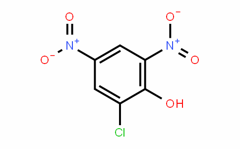 2,4-Dinitro-6-chloro phenol
