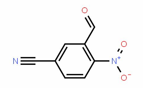 3-Formyl-4-nitrobenzonitrile