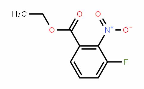 3-Fluoro-2-nitro benzoic acid ethyl ester