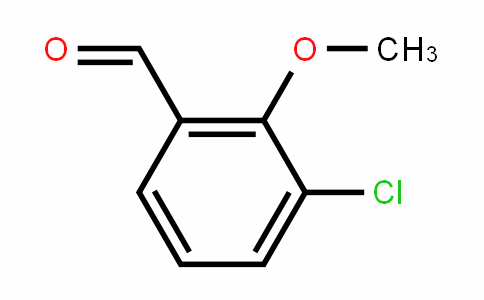 3-Chloro-2-methoxybenzaldehyde