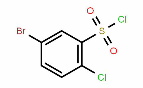 5-Bromo-2-chlorobenzene-1-sulfonyl chloride