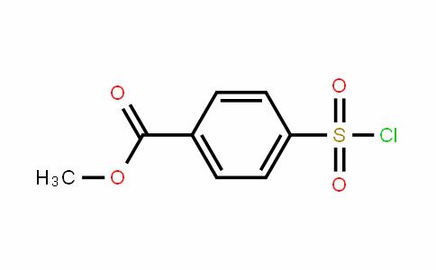 4-(Chlorosulfonyl)-benzoic acid methyl ester