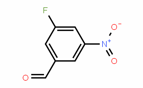 3-氟-5-硝基苯甲醛