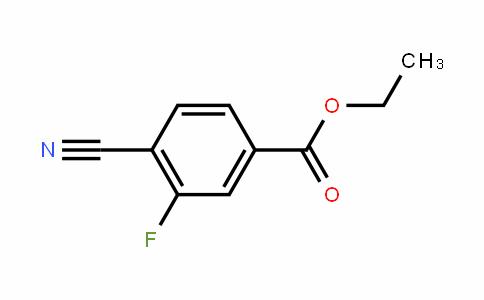 Ethyl 4-cyano-3-fluorobenzoate