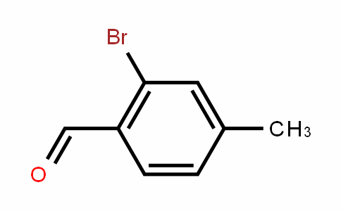 2-Bromo-4-methylbenzaldehyde
