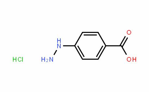 p-Hydrazinobenzoic acid hydrochloride