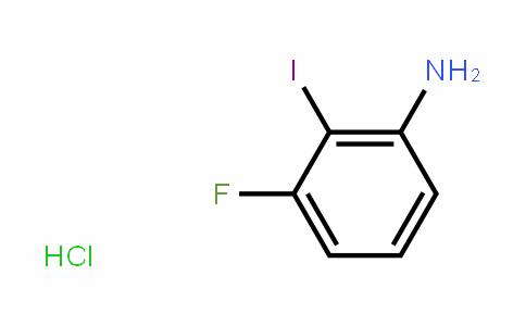 3-Fluoro-2-iodoaniline hydrochloride
