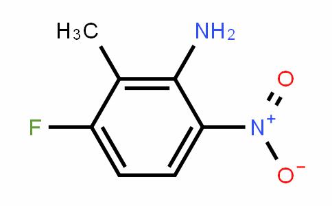 3-氟-2-甲基-6-硝基苯胺