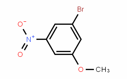 1-Bromo-3-methoxy-5-nitrobenzene