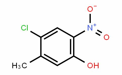 4-氯-6-硝基间甲酚