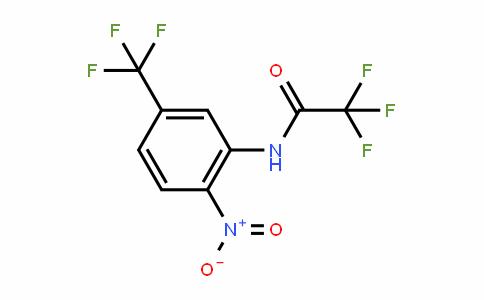 2,2,2-trifluoro-N-(2-nitro-5-(trifluoromethyl)phenyl)acetamide