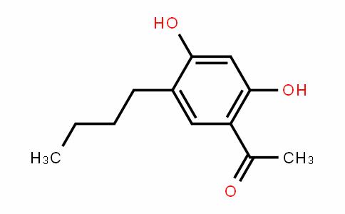 1-(5-butyl-2,4-dihydroxyphenyl)ethanone