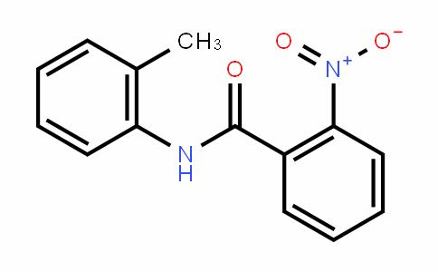 2-nitro-N-(2-tolyl)benzamide