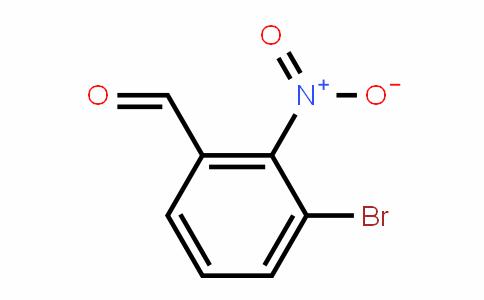 3-bromo-2-nitrobenzaldehyde