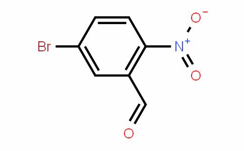 5-Bromo-2-nitrobenzaldehyde