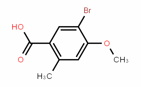 5-bromo-4-methoxy-2-methylbenzoic acid