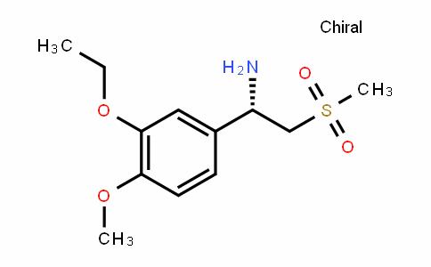 (alphaS)-3-乙氧基-4-甲氧基-alpha-[(甲基磺酰基)甲基]-苯甲胺
