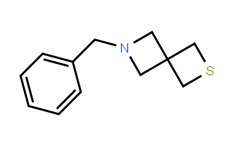 6-benzyl-2-thia-6-azaspiro[3,3]heptane