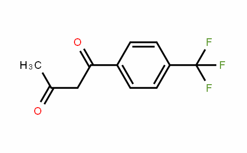 1-[4-(trifluoromethyl)phenyl]butane-1,3-dione