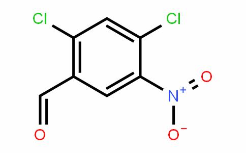 2,4-dichloro-5-nitrobenzaldehyde