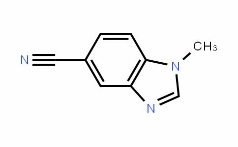 5-Cyano-1-methylbenzoimidazole