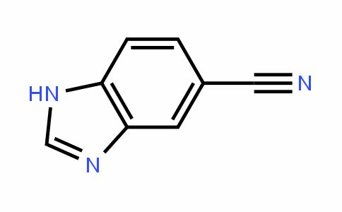 Benzimidazole-6-carbonitrile