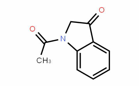 1-Acetylindolin-3-one