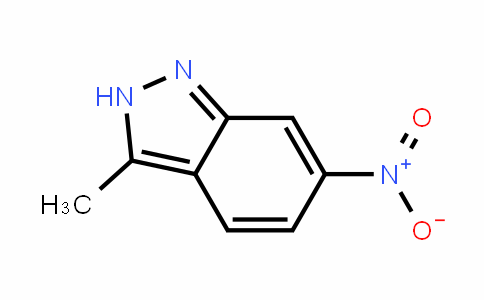 3-methyl-6-nitro-2H-indazole